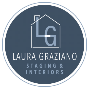 Laura Graziano Staging and Interiors circle logo